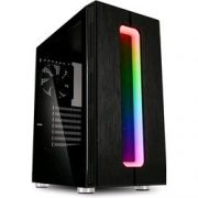 KOLINK NIMBUS CASE RGB GAMING MID-TOWER ATX CON PANNELLO LATERALE IN VETRO TEMPERATO